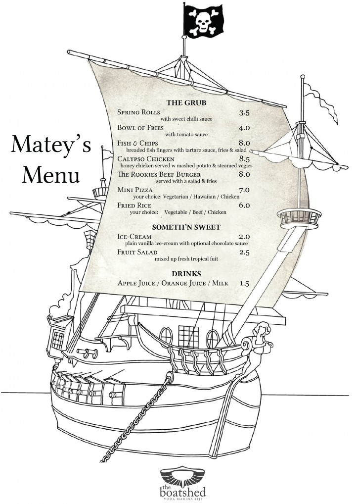 BOATSHED-KIDS-MENU